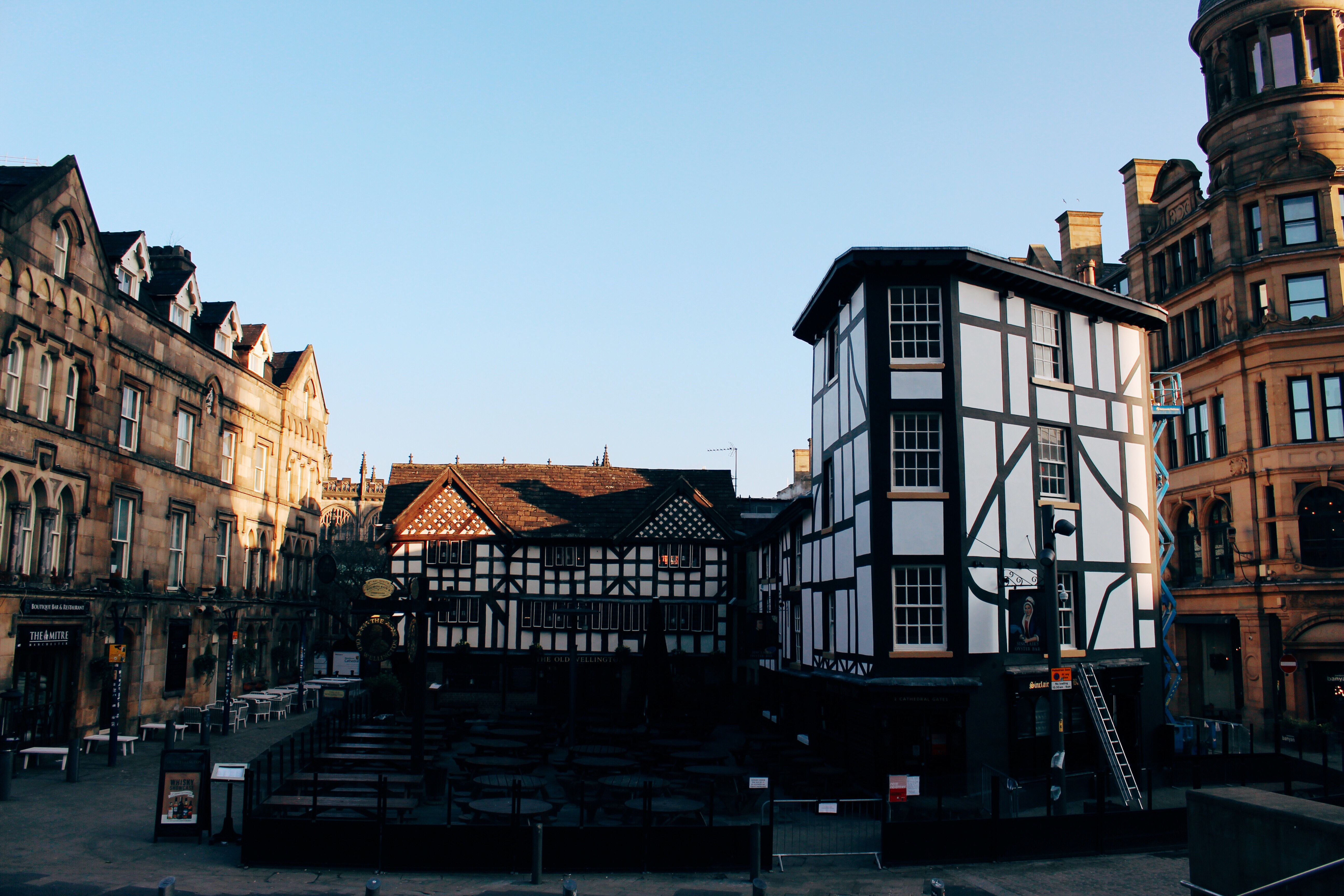The Shambles, Manchester