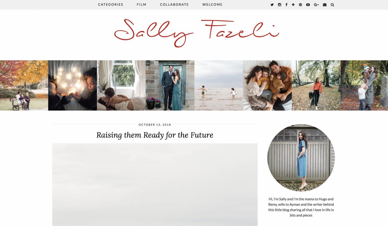 www.sallyfazeli.com