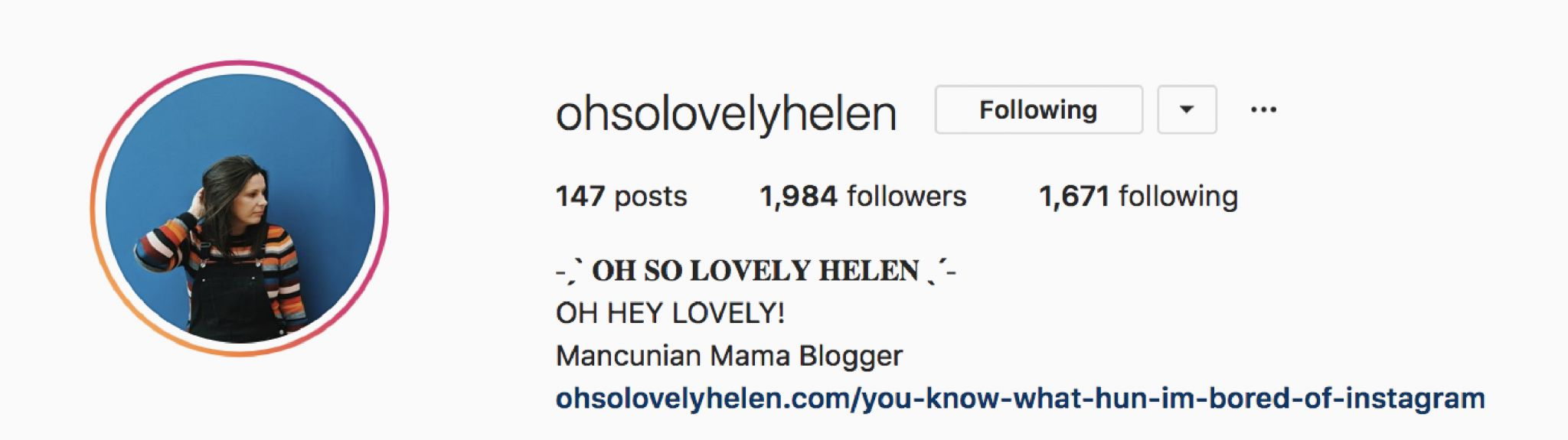 change font in instagram bio
