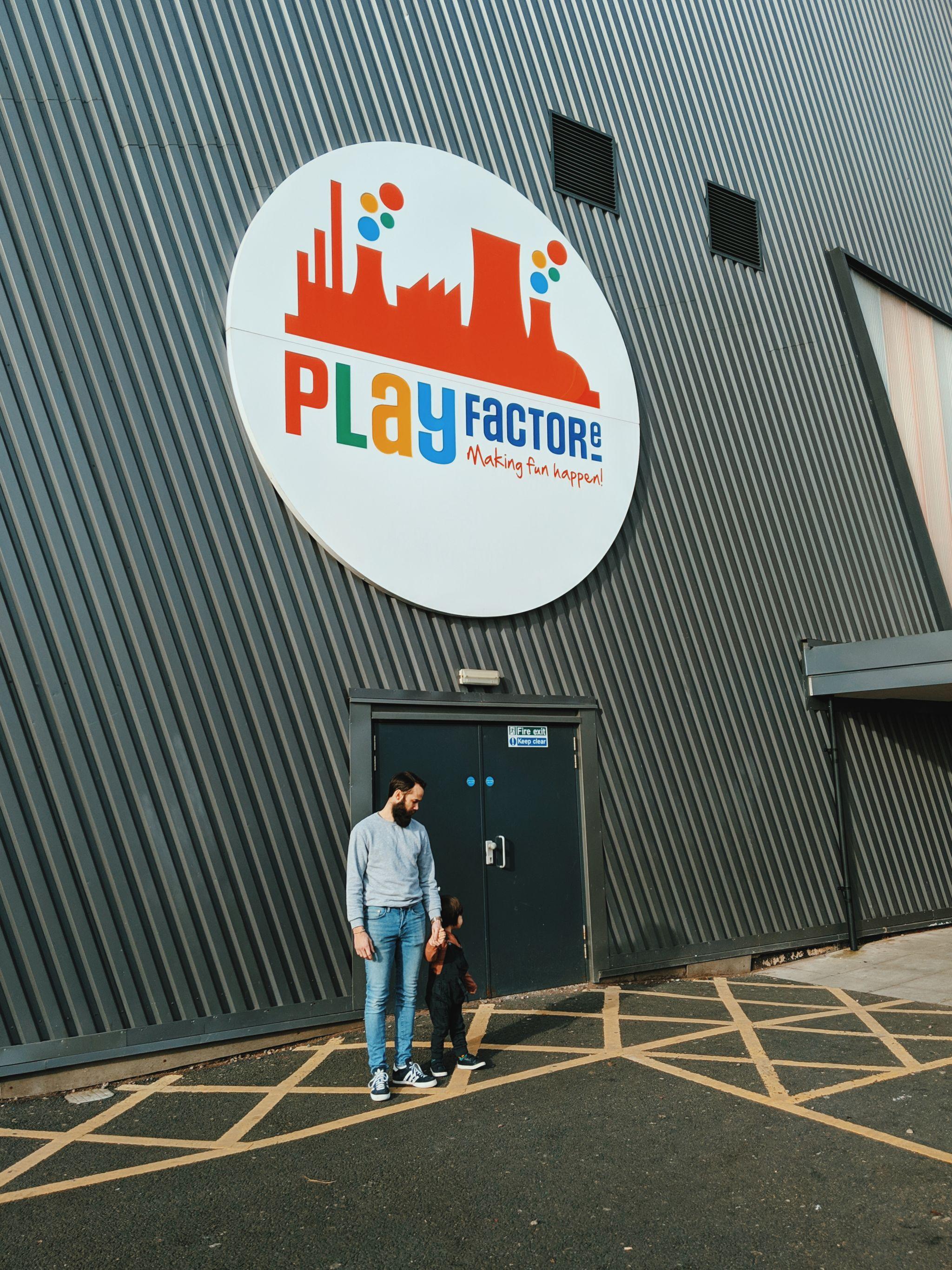 Play Factore Beyond Manchester